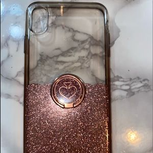 iPhone XS Max Kate spade case.